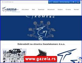 www.gazela.rs