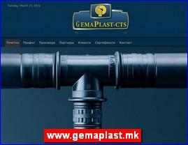 www.gemaplast.mk