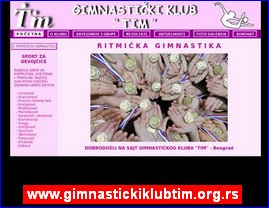 www.gimnastickiklubtim.org.rs