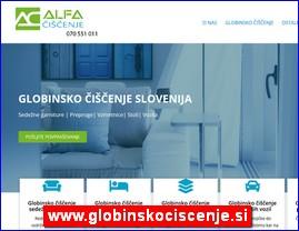 www.globinskociscenje.si