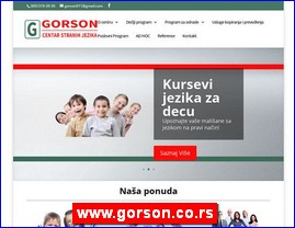 www.gorson.co.rs