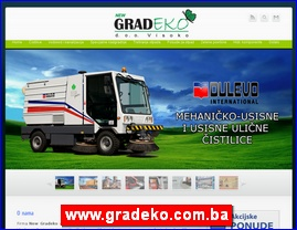 www.gradeko.com.ba