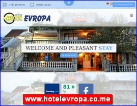 www.hotelevropa.co.me
