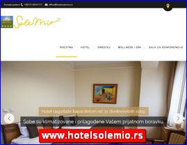 www.hotelsolemio.rs