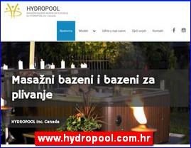 www.hydropool.com.hr