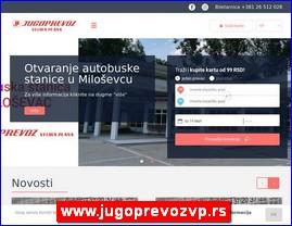www.jugoprevozvp.rs