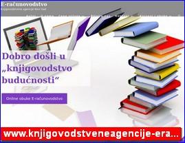 www.knjigovodstveneagencije-eracunovodstvo.com