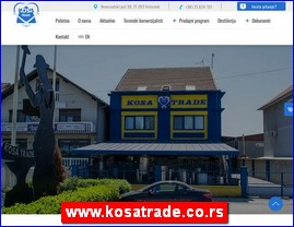 www.kosatrade.co.rs