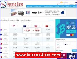 www.kursna-lista.coms