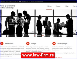 www.law-firm.rs