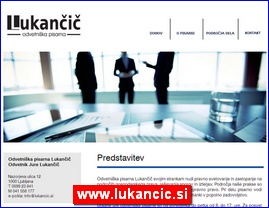 www.lukancic.si