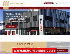 www.maiordomus.co.rs
