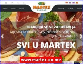 www.martex.co.me