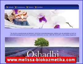 www.melissa-biokozmetika.com