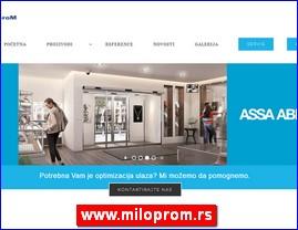 www.miloprom.rs