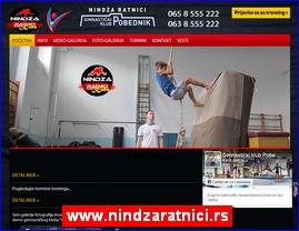 www.nindzaratnici.rs