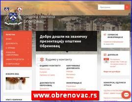 www.obrenovac.rs