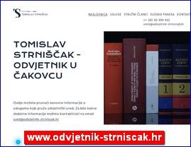 www.odvjetnik-strniscak.hr