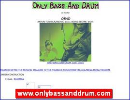 www.onlybassanddrum.com
