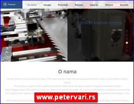 www.petervari.rs