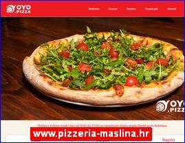 www.pizzeria-maslina.hr