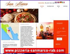 www.pizzeria-sanmarco-rab.com