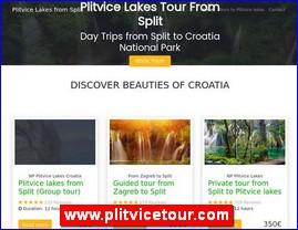 Day Tours from Split to Plitvice lakes, www.plitvicetour.com