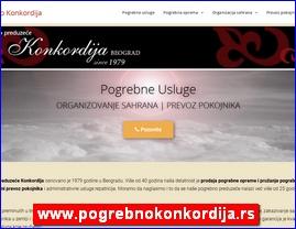 www.pogrebnokonkordija.rs