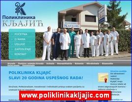 www.poliklinikakljajic.com
