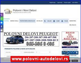www.polovni-autodelovi.rs