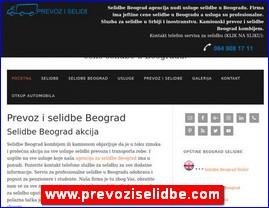Transport, špedicija, prevoz, selidbe, Beograd