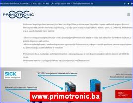 www.primotronic.ba