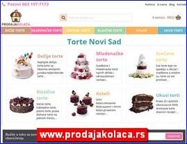 www.prodajakolaca.rs