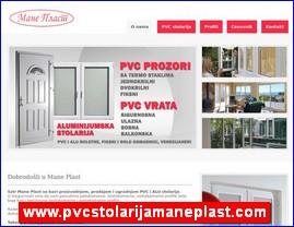 www.pvcstolarijamaneplast.com