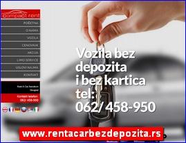 www.rentacarbezdepozita.rs
