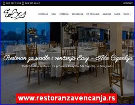www.restoranzavencanja.rs