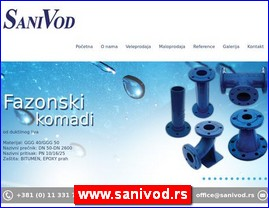 www.sanivod.rs