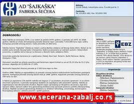 www.secerana-zabalj.co.rs