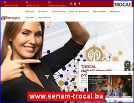 www.senam-trocal.ba