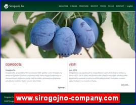 www.sirogojno-company.com