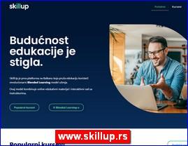 SkillUp, Blended Learning model učenja, www.skillup.rs