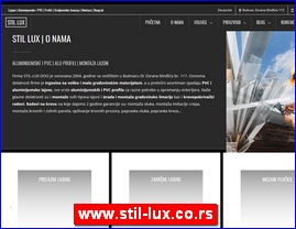 www.stil-lux.co.rs