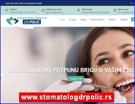 www.stomatologdrpolic.rs