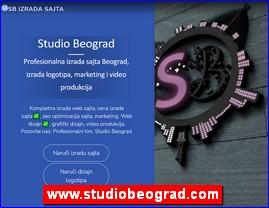 Studio Beograd - Web dizajn, kompletna izrada web sajta, izrada online prodavnica, SEO optimizacija sajta, digitalni marketing, www.studiobeograd.com