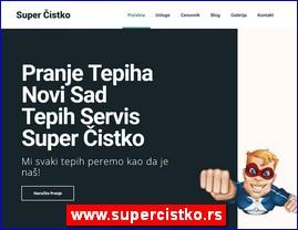 Tepih Servis Super Čistko, Novi Sad, www.supercistko.rs