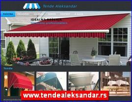 www.tendealeksandar.rs