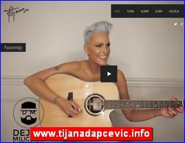 www.tijanadapcevic.info