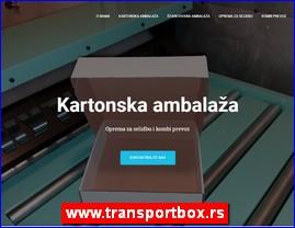 Transport Box - kartonske kutije, izrada, štancovana ambalaža, sve vrste ambalaže od kartona, oprema za selidbu, www.transportbox.rs