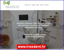 Stomatološka ordinacija TreeDent, Varaždin, www.treedent.hr