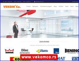 www.vekomco.rs